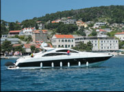 Enjoy a luxury yacht boat tour of the Islands